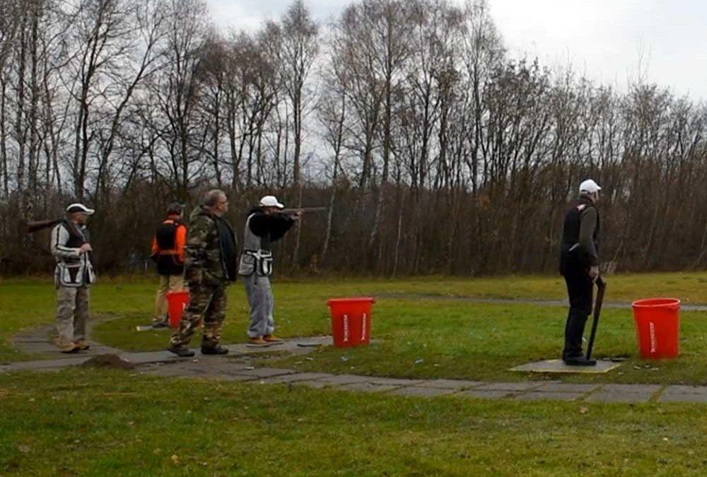 Trening strzelecki Trap 25