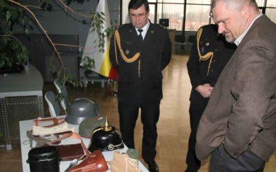 Prelekcja w Państwowej Straży Pożarnej w Krakowie