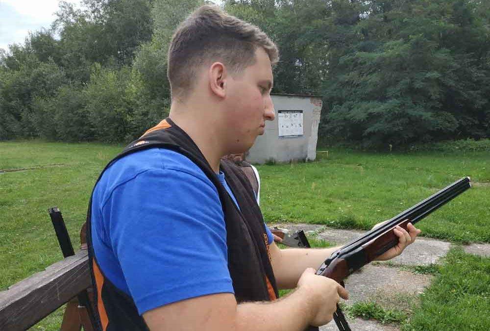 Najmłodszy posiadacz broni w KTS
